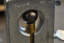 Drilling ball bearings