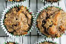 Muffins {Healthy}