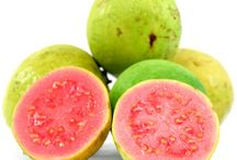 {Healthy} Exotic island fruit and vegetables I like