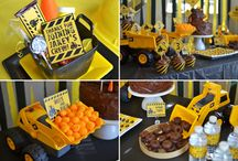 Birthday party ideas / by Nicole Zehring