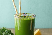 Green Smoothies/Drinks YUM!