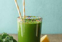 Healthy & Yummy Drinks
