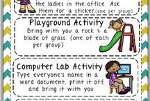 En clase / Cosas que pueden servir en clase.