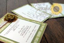 Radiant Orchid Vintage Wedding / by Graceful Gatherings