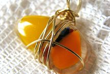 Wire wrapping / by Adrienne Speirs