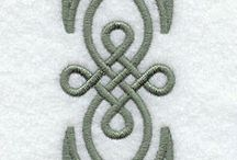 Celtic knotwork / by Judy R