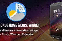 Chronus Pro Home & Lock Widget v5.4.3.1 Final