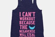 Workout Shirts I Want
