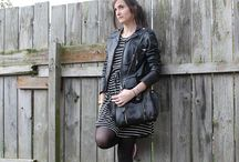 Personal style / Practical fashion, comfy outfits, different working outfits