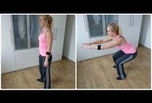 LichaamsVerzorging:Gym / Gym-oefeningen voornl. via You Tube