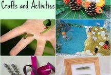Charlotte Mason Homeschool Ambleside Online / Books, nature, handicrafts, etc.