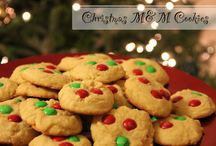Christmas cookie and candy / by Michelle Ledesma