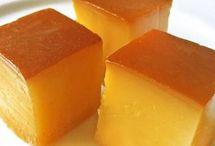 Tocino Cielo de naranja