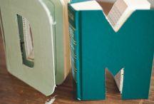 ...always books...