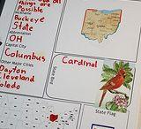 Homeschool - Teaching US Geography