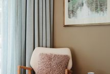 """COLOUR Inspiration / """"The ache for home lives in all of us, the safe place where we can go as we are and not be questioned."""" Author and Activist Maya Angelou"""