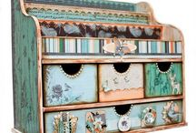 Altered storage / Some inspiration to altered your boring storage!!