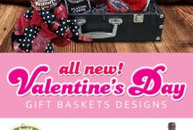 Love Baskets / Share the Love and send that special someone a gift from the bottom of your heart that they'll always remember.