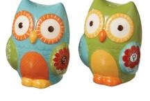 Owls O_o / by Christian Tyndall