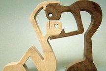 artesanias madera