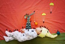 Wengenn in Wonderland / Un proyecto de Quennie, madre y fotógrafa.