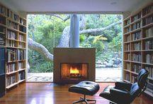 Interior Design - Libraries