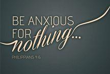 Keep Calm - He has overcome the world