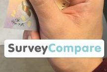 Survey's online...