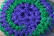 knit/crochet kitchen items / by Tina Niesen
