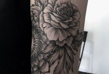 Tatooo flowers