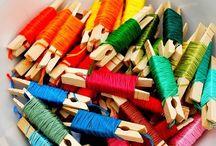 clothpins / by Ancha Jaya
