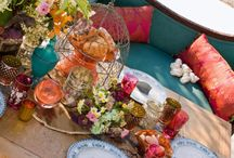 Boho Chic Interior / A collection of gorgeous interior design.......