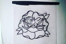 Tattoo n draw