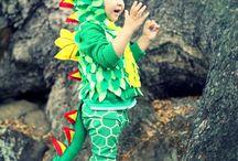 Lizard Costumes