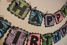 Cumpleaños niñas