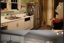 Kitchen Remodel & Ideas / Kitchen remodel, DIY kitchen remodel, kitchen decor, kitchen ideas