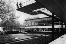 Architects / Egon Eiermann & Sep Ruf