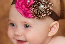 Bebek saç bantları