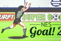 NES Soccer Games / History of NES Soccer Games