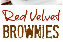 Red Velvet Cakes, Desserts, and Sweets! / Featuring fabulous Red Velvet Cakes, Desserts, and Sweets from My Cake School as well as other cake and dessert pages!