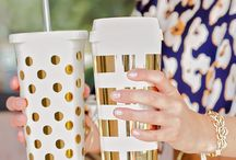 Tumblers, cups and mugs / Things that make a regular drinking experience fun