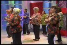 Baile Tercera Edad