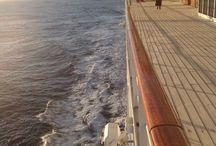 Ocean liners, ships...