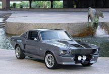 favorite cars / by Miranda Schumacher-Blanton