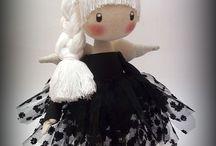 Dolls / by Vanessa Schwartz