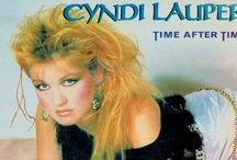 CYNDI LAUPER / Never found her that attractive or musically talented but in 1991 I saw her at the John Lennon Tribute in Liverpool and she blew the likes of Lou Reed and Kylie Minogue away. I guess its her spirit that I love