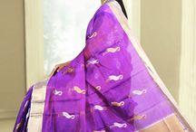 Cotton DORIA Sarees / Exclusive Sarees..........