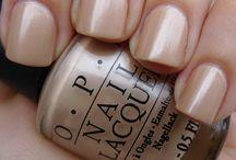 Nail Polish Favorites / Favorite Colors / by Dinah Roberts