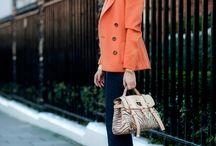 Everyday They're Stylin' / Street style inspiration, outfits I like, cute accessories... / by Amber N.