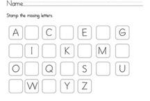 Kinder - ABC/Letters